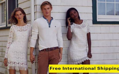 Abercrombie & Fitch now available on Bay One for Africa