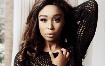 Minnie Dlamini breaks hosting record with SAFTAs