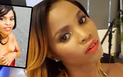 Khanya Mkangisa oozes sex appeal as she teases with NAKED selfie