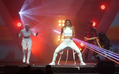 WATCH: Ciara Dance to Nigeria's Hottest Songs