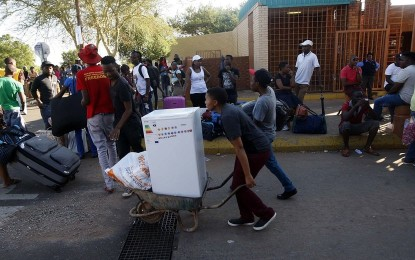 Students left stranded as TUT shuts down campuses