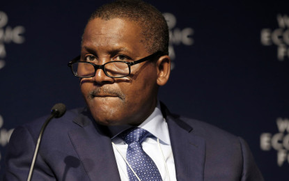 Aliko Dangote To Acquire Automaker Peugeot Nigeria