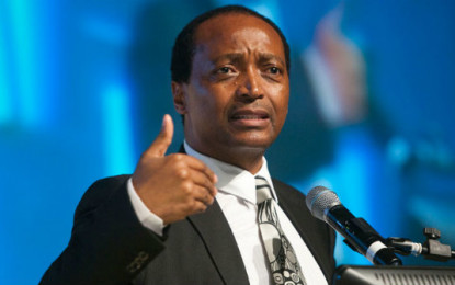 South African Billionaire Patrice Motsepe Invests In Fibre Provider