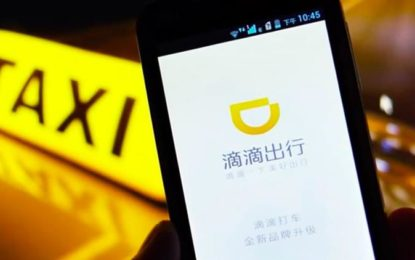 Apple invests $1 billion in China's biggest ride-sharing company