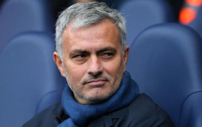 Manchester United wants to sign Jose Mourinho, but Chelsea owns his name