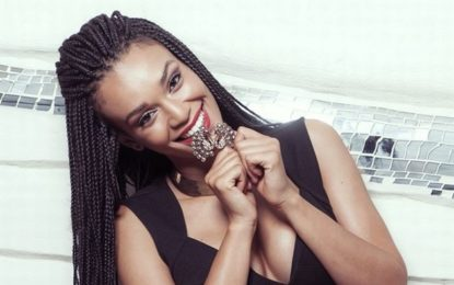 Pearl Thusi asks crew members to go naked for her sex scene