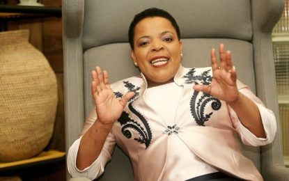 Rebecca Malope can't tap into acting because she's 'too expensive'