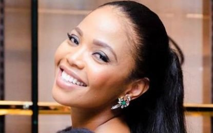 Hollywood talent agency signs Terry Pheto