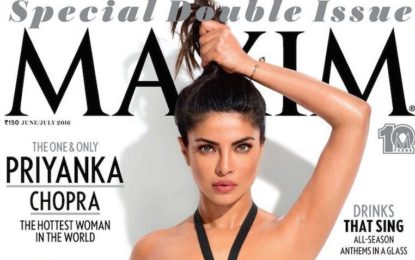 Priyanka Chopra posts a nofilter picture of her armpit after criticism