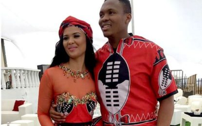 Soccer star Kagisho Dikgacoi ties the knot in secret traditional wedding