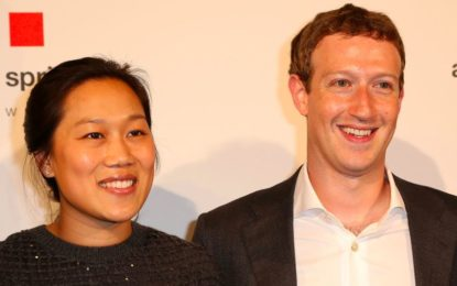Mark Zuckerberg backs startup looking to 'close the opportunity gap' in Africa