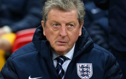 Roy Hodgson resigns after England lose to Iceland