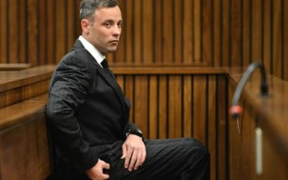 Legal experts claim Oscar Pistorius could be released after 1year on house arrest