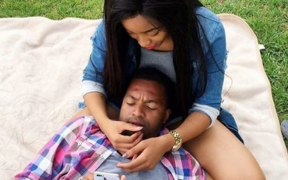 Sbahle Mpisane and Itu Khune call it quit