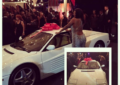 Lebron James surprises wife with a Ferrari for her 30th birthday