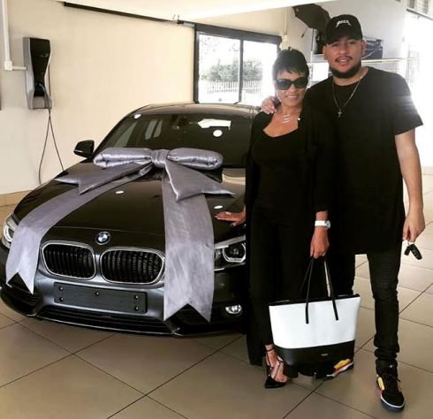 Aka Surprises His Mom With A Brand New Car Jozi Gist
