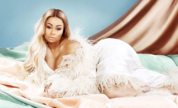 Pregnant Blac Chyna goes nude for the cover of Paper magazine