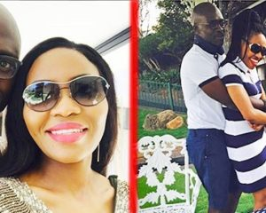 Malusi Gigaba celebrate 2nd anniversary with sweet note to wife