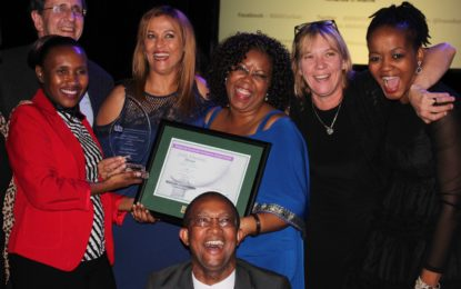 uShaka CEO takes top honours at Businesswomen's Association's Business Achiever Awards