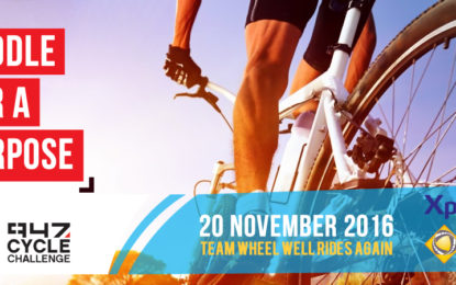Help raise money for children in road safety at Telkom 947 Cycle Challenge