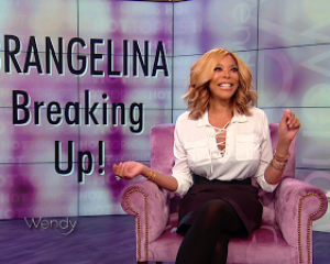 Wendy Williams happy over Brad Pitt and Angelina Jolie divorce
