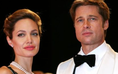 Angelina Jolie files for divorce from Brad Pitt citing inreconcilable differences