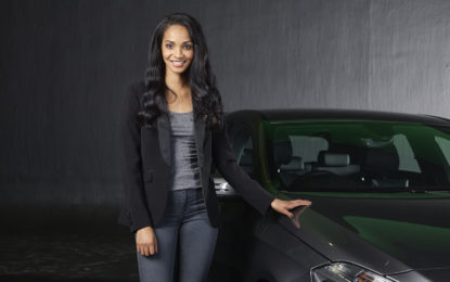 Miss SA 2015 Liesl Laurie and Discovery Insure aim to save lives