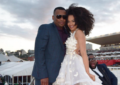 Pearl Thusi shares throwback picture with Robert Marawa