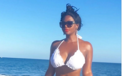 Watch: Buhle Mkhize leaves nothing to imagination in nude video