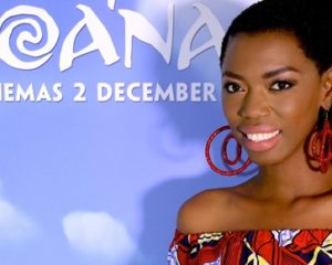 Lira records song for Disney new animation comedy