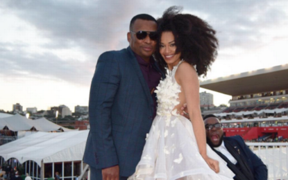 Pearl Thusi reveals how much she misses her man