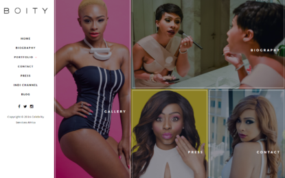 Boity Thulo launches fashion and lifestyle website