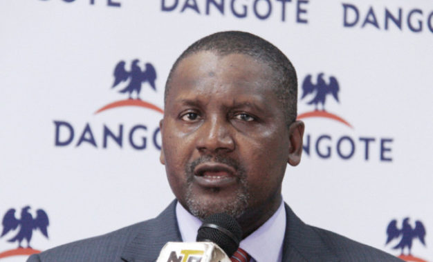 Aliko Dangote forced to shut down his cement business in Tanzania