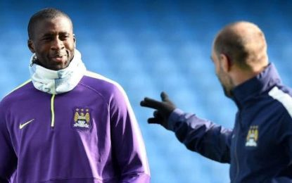 Yaya Toure rejects £430,000 a week salary from Chinese club to remain at Man City