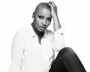 Zonke gives fans a glimpse of her R2.1 million garage
