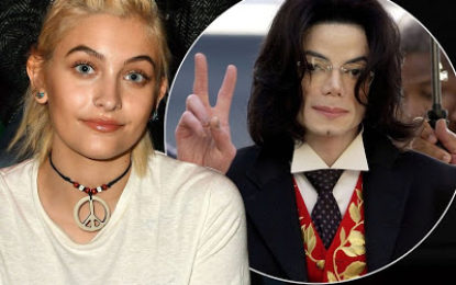 Paris Jackson claims her late dad Michael Jackson was murdered