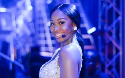 Minnie Dlamini joins SuperSport