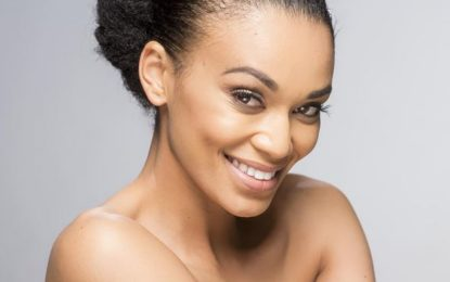 Pearl Thusi ends 2016 with steaming pictures