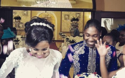 Olympian Caster Semenya Married her Girlfriend Violet