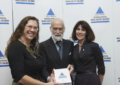 Peggie Mars of Wheel Well receives Prince Michael International Road Safety Award 2016