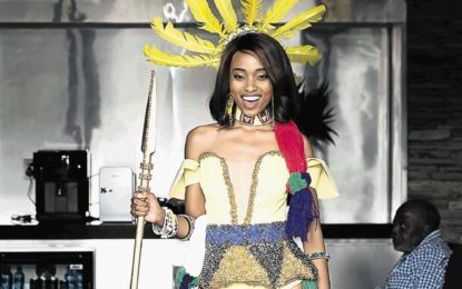 Ntando Kunene hits back at critics over Miss Universe crown
