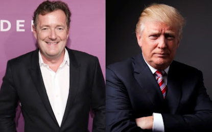 'You can't keep waging war with your media. Time to focus on more important things'- Piers Morgan's public letter to Donald Trump