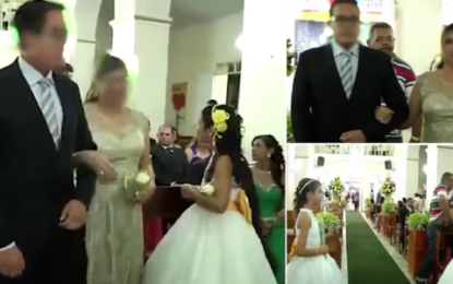 Gunman opens fire on guest at a Brazillian wedding
