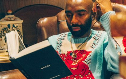 Riky Rick receives personal invitation to Gucci headquarters in Italy