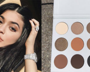 Customers complain that Kylie Jenner's eyeshadows gives them headaches