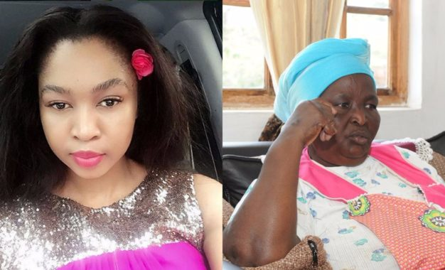 Ayanda Ncwane opens up about feud with mother-in-law