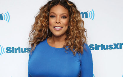 Wendy Williams Tears Up Over Chris Brown's Drugs Issues: 'This is serious!'