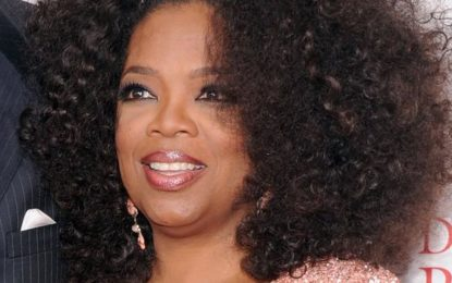 Oprah Winfrey says her famous talk show was her greatest therapy
