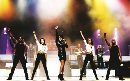 The Greatest Love of All: The Whitney Houston Show returns to Artscape Theatre in Cape Town this June