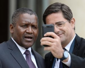 Africa's Richest man Promises To List Refinery On Nigerian Stock Exchange